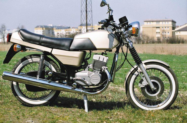 Jawa TS 350 - oldtimer