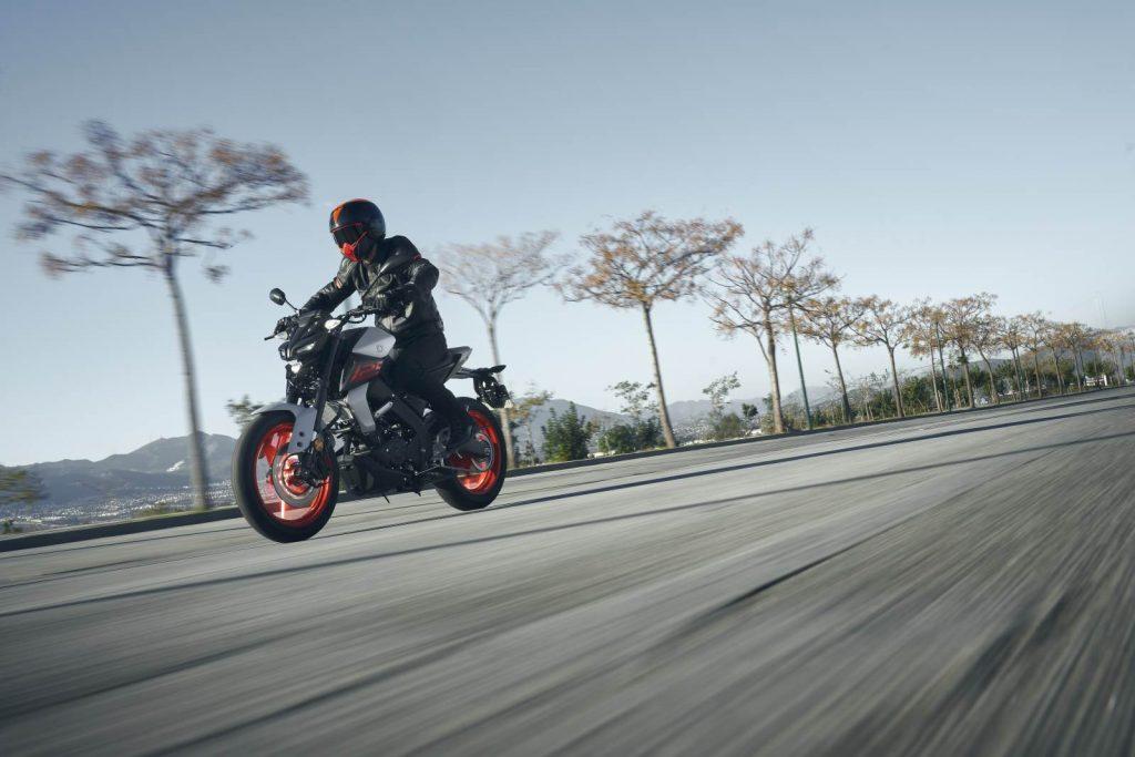 Yamaha MT-125 2020 - premiera