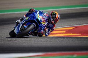 Alex Rins. MotoGP