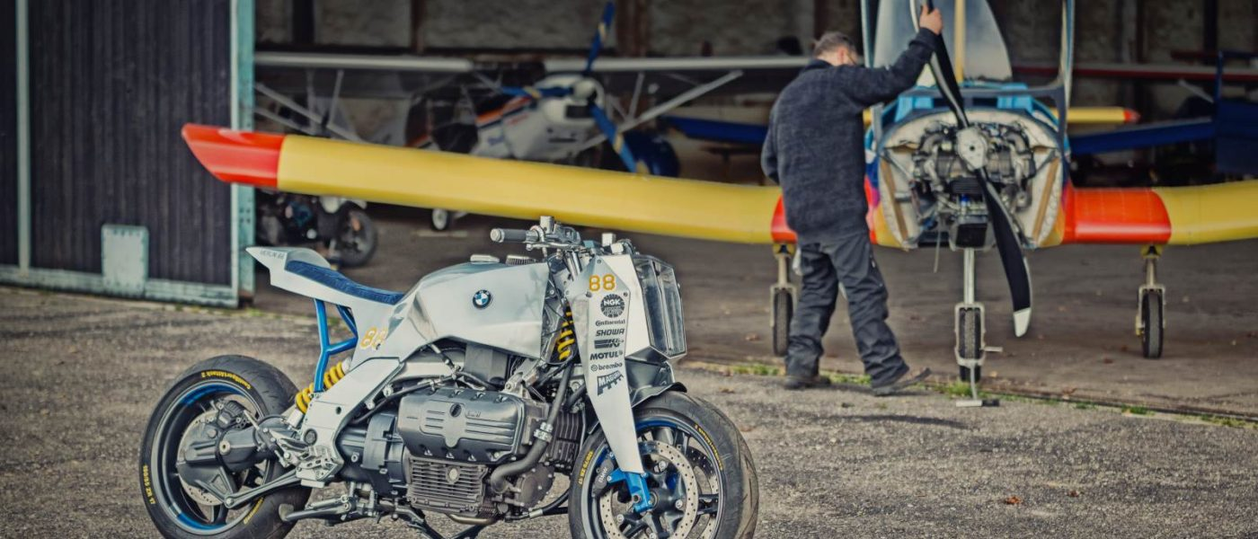 BMW K1200RS - Ugly Motors