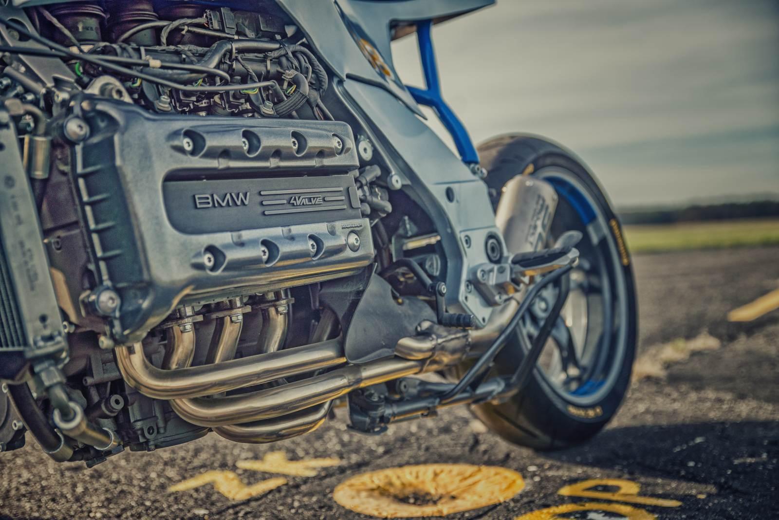 BMW K1200RS - Ugly Motors