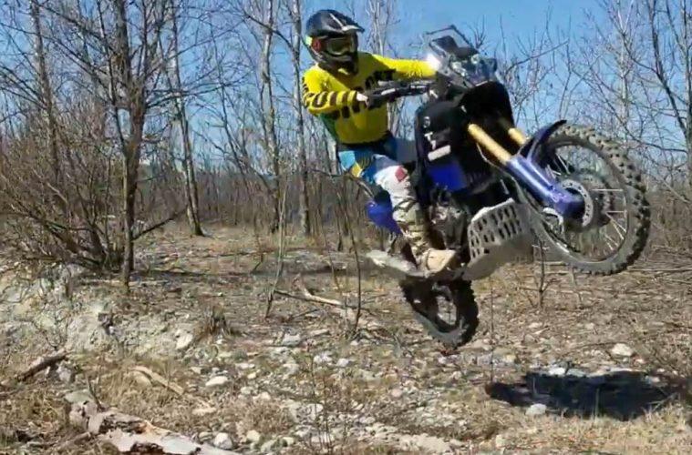 Yamaha tenere, Boano