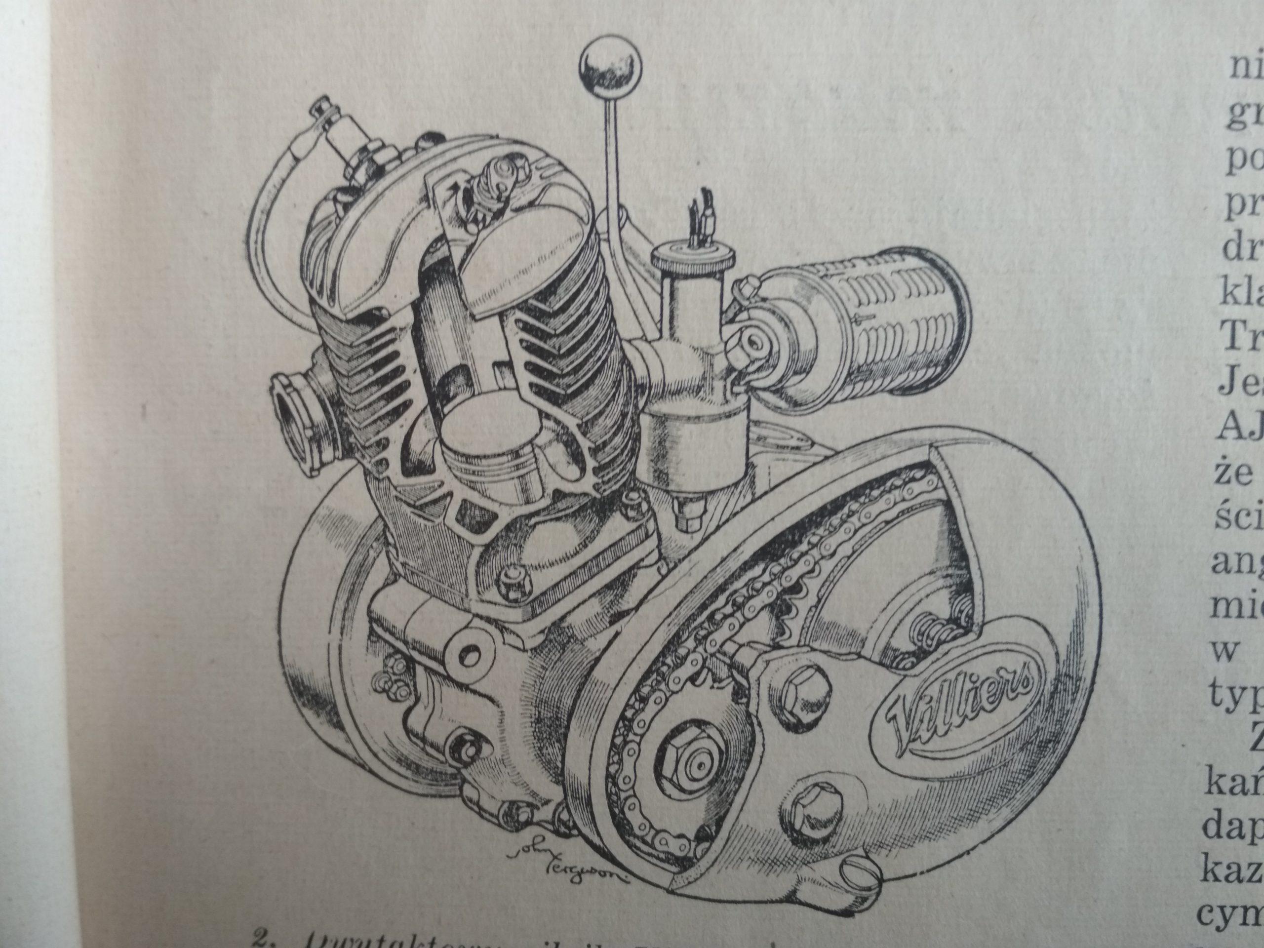 Silnik SHL