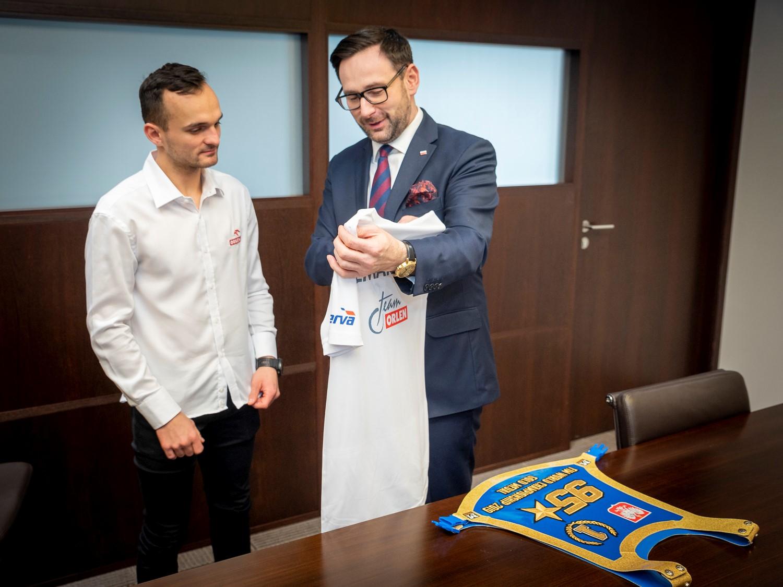 Bartosz Zmarzlik na stałe w ORLEN Team