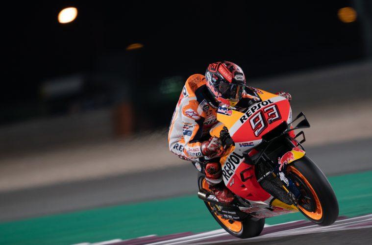 MotoGP Kataru 2020 - odwołane