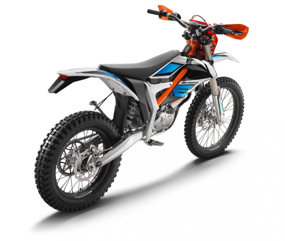 KTM Freeride - motocykl elektryczny