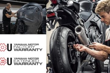 Yamaha przedłuża gwarancje