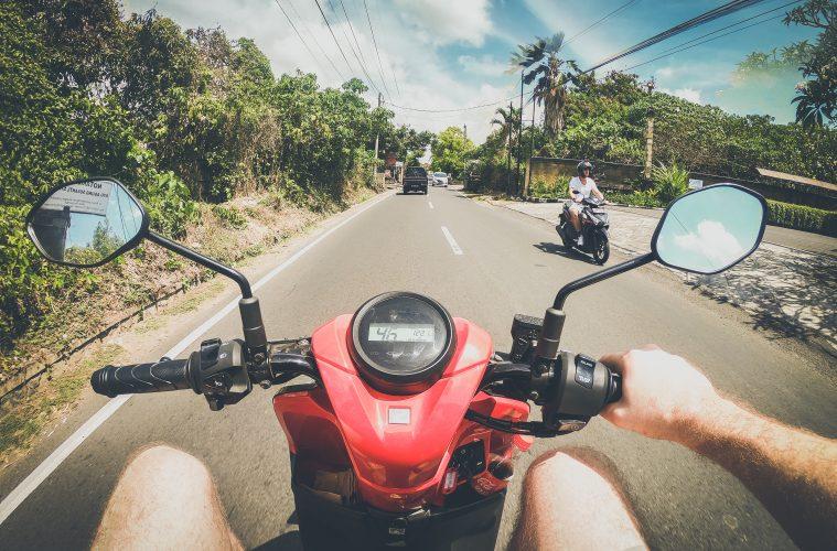 Skuter czy motocykl? Co wybrać? photo: Tobiasz Kukieła