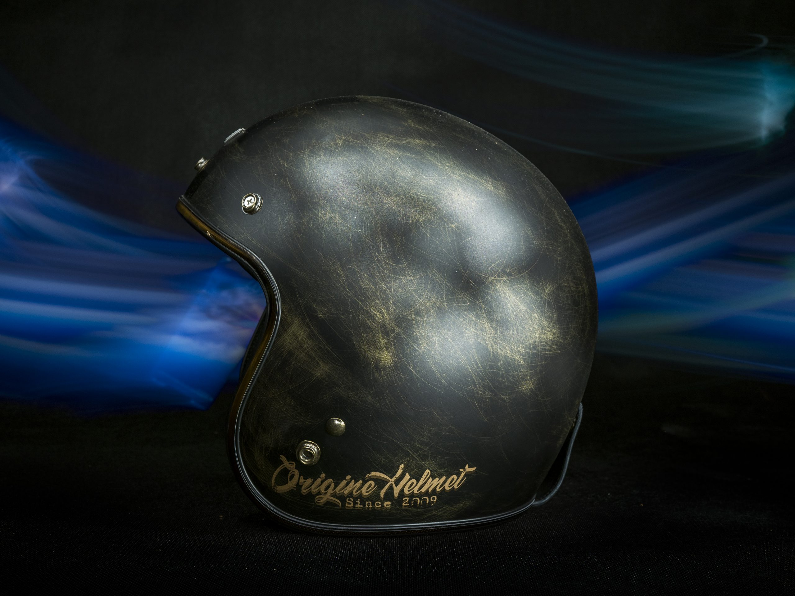 kask motocyklowy origine photo: Tobiasz Kukieła