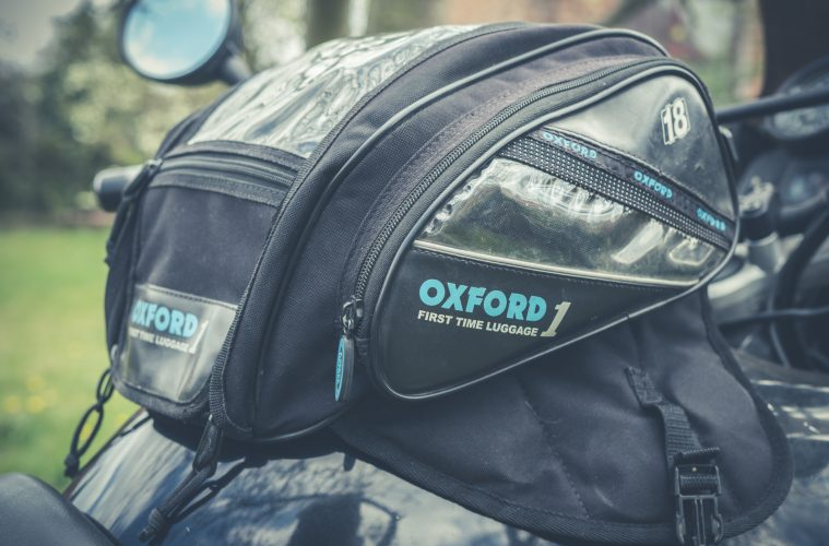 Tank bag oxford 18 l. Photo: Tobiasz Kukieła