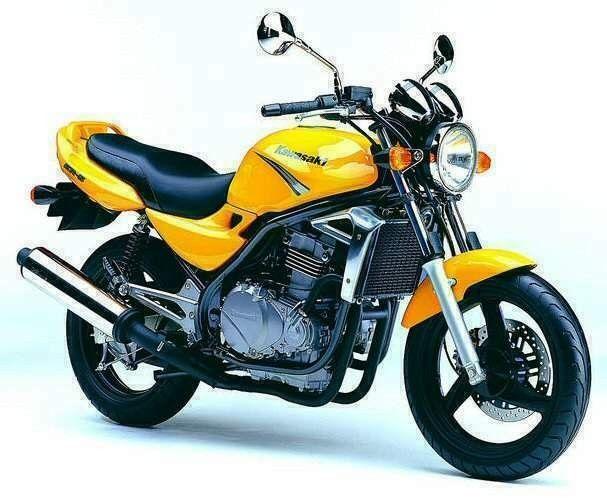 Kawasaki ER-5 1997