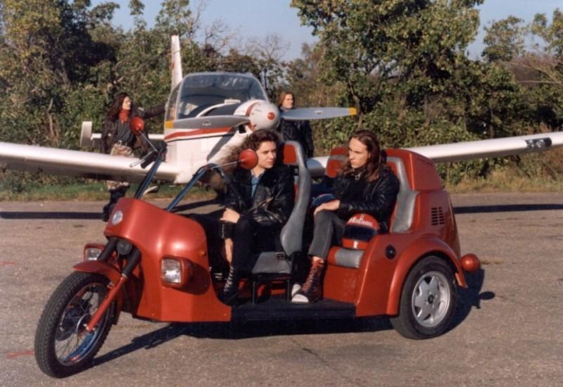 Bosmal Trike Malucho-motocykl