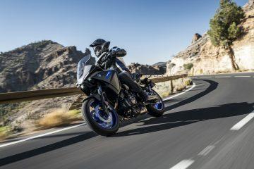 Yamaha Tracer Plus
