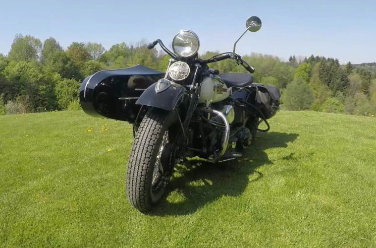 Harley-Davidson U 1940, Erwin Gorczyca