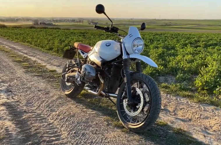 BMW RnineT G/S