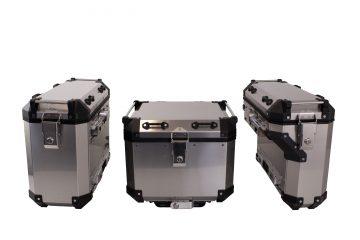 kufry aluminiowe