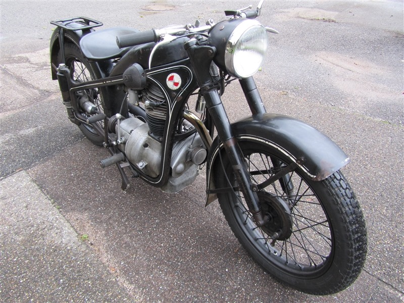 Motocykl EMW