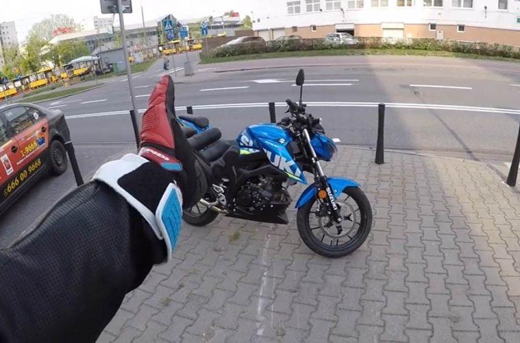 Jak bezpiecznie jeździć na motocyklu