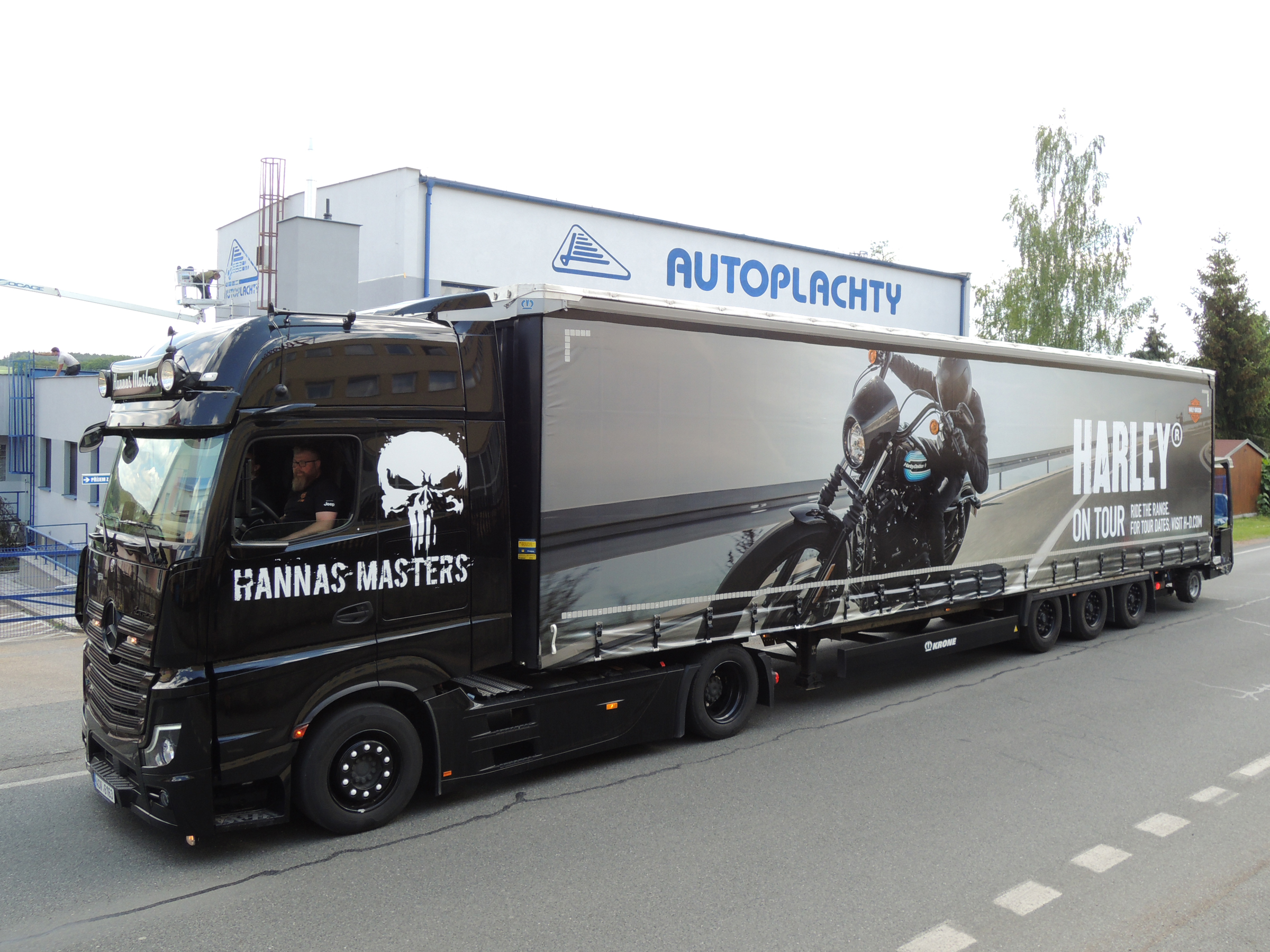 Nadjeżdża Harley on Tour 2020!