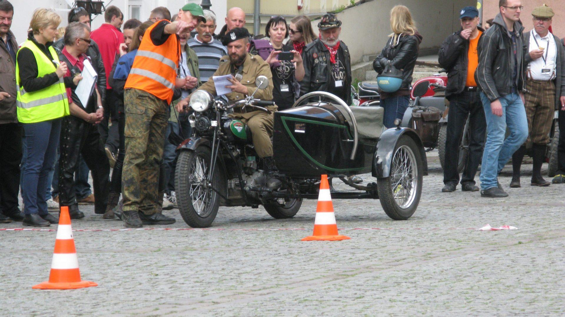 Sokół 600 RT. Polskie motocykle zabytkowe