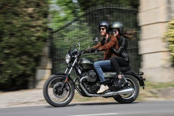 Moto Guzzi MG V9 Roamer