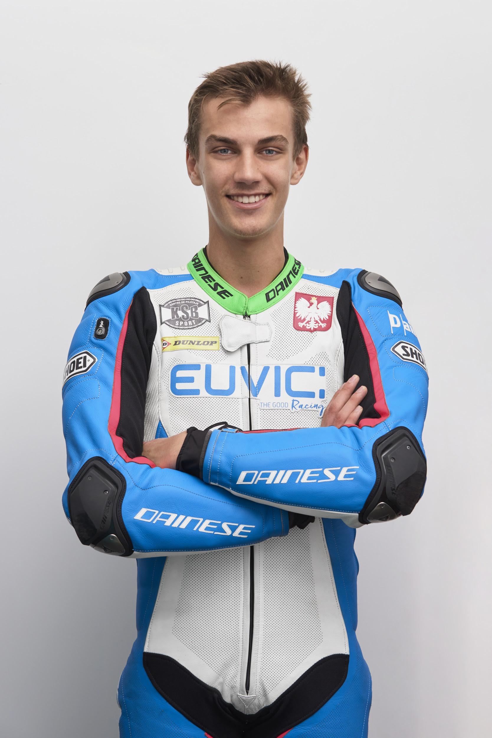 Piotr Biesiekirski w czterech wyścigach w tydzień