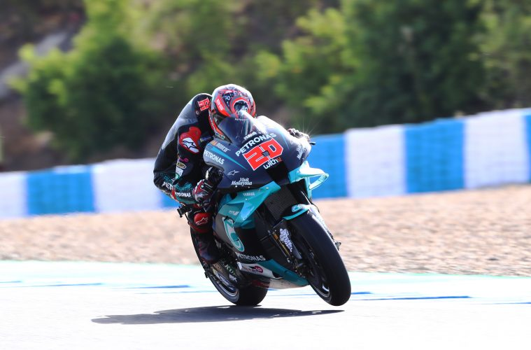 Fabio Quartararo, Spanish MotoGP 2020