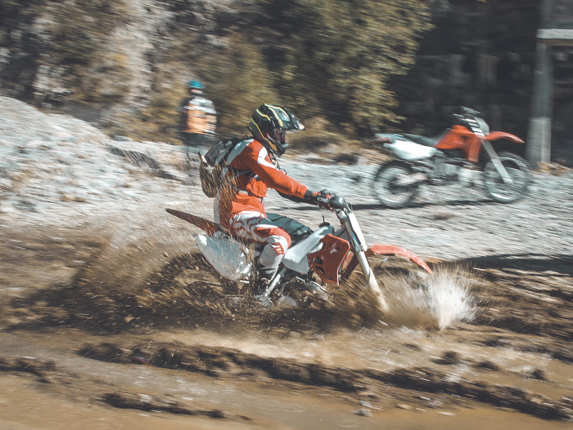 Motocykl crossowy za 6 tys