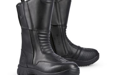 Oxford Continental Boots