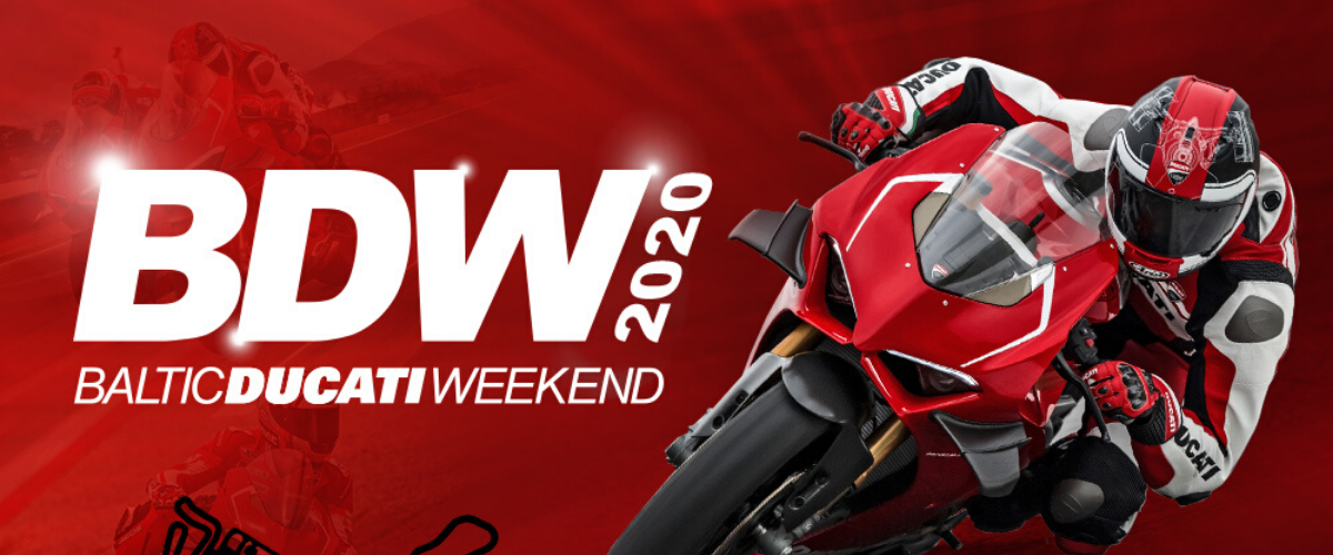Ducati Baltic Weekend