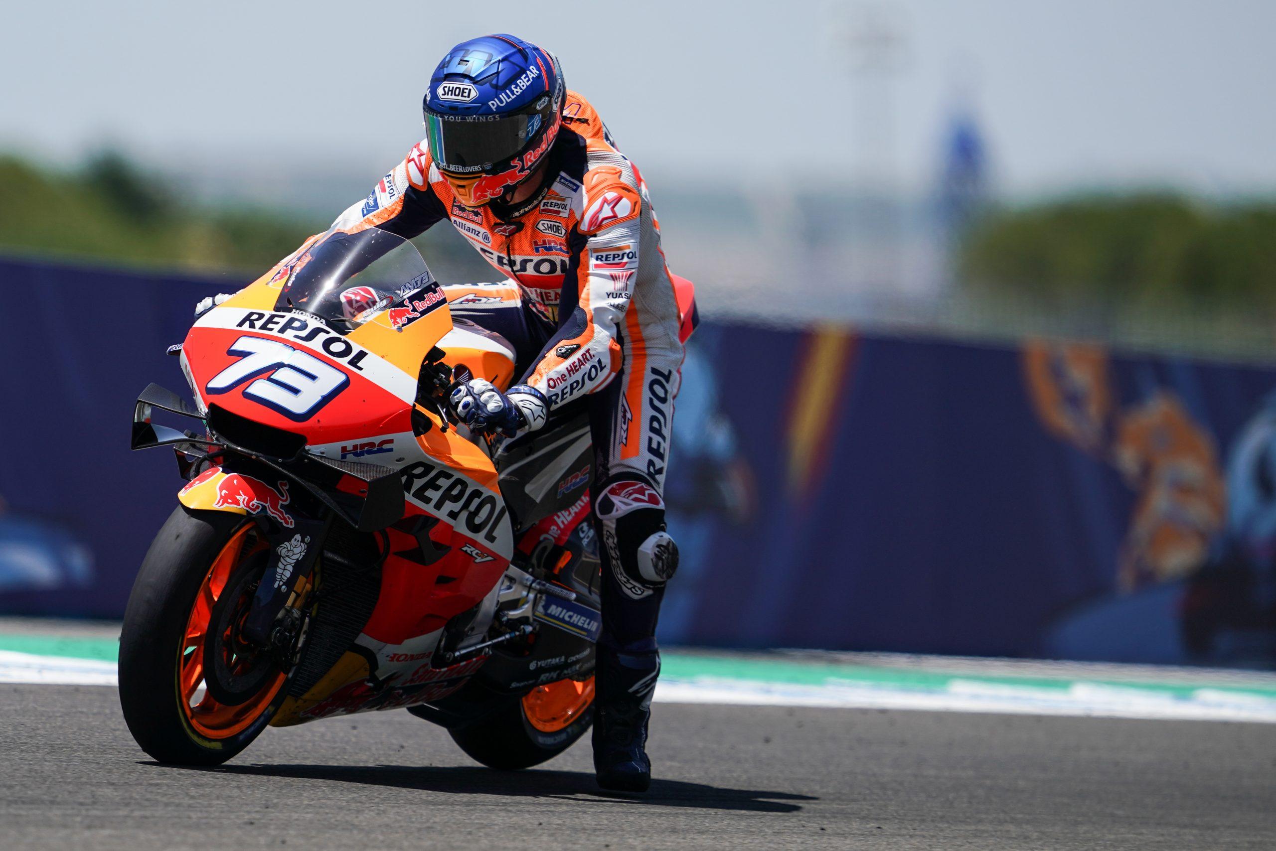 motoGP Alex Marquez