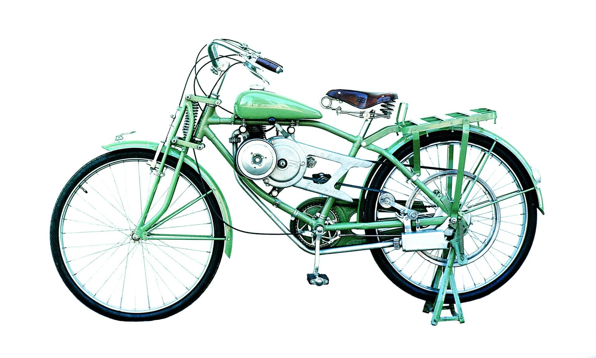 Napęd motocyklowy