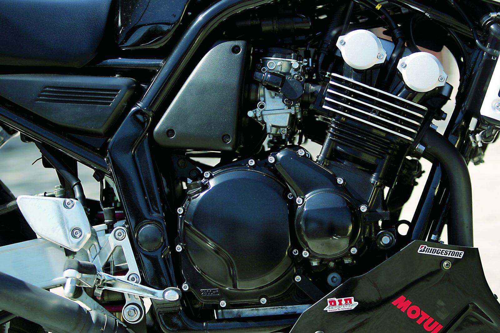 Yamaha FSZ 600 Fazer