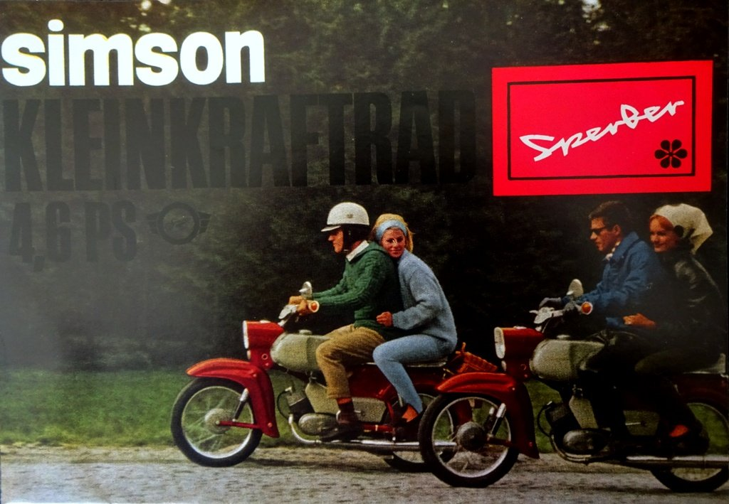 Motorowery Simson
