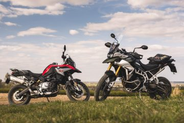 BMW F 850 GS vs Triumph Tiger 900 Rally Pro