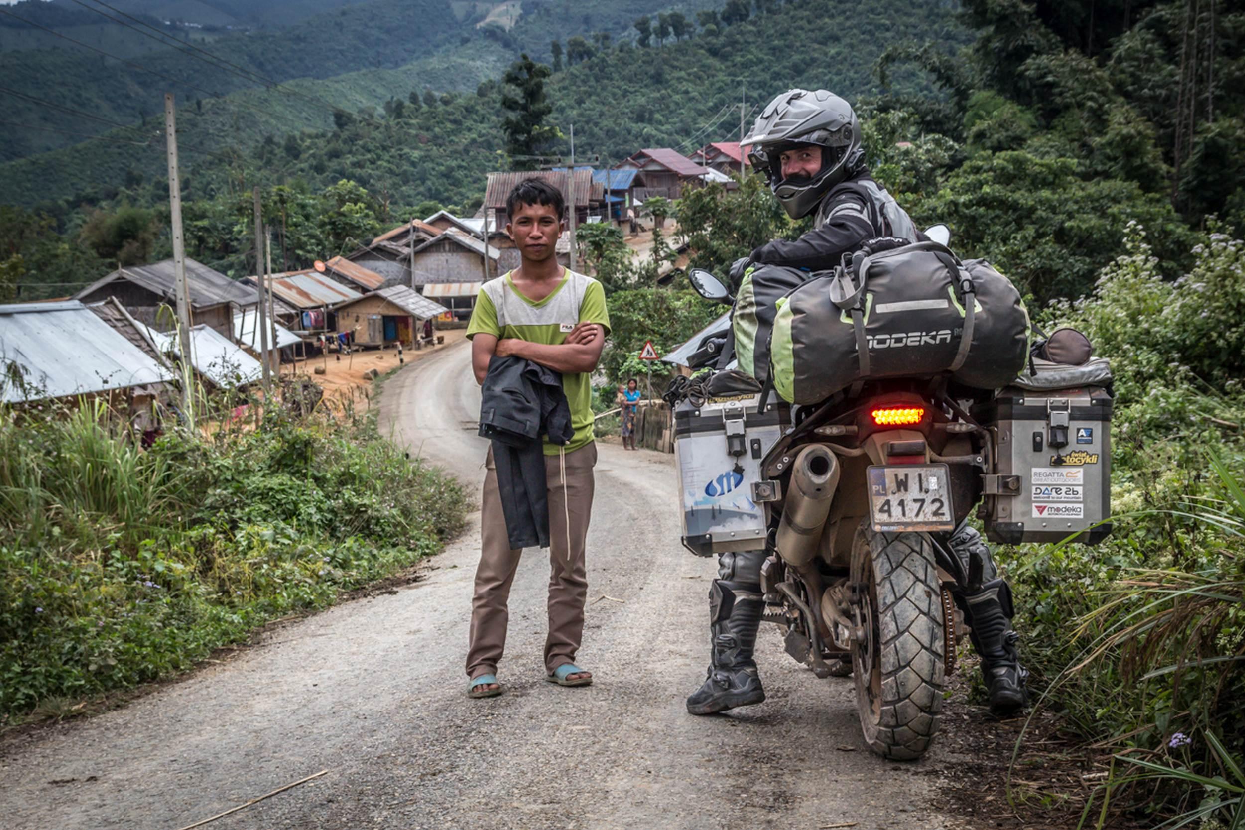 Dream Catchers w Laosie i Tajlandii