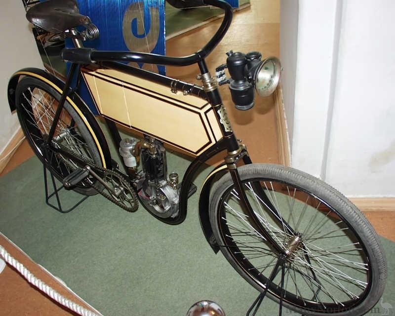 Motorowery ZSRR Leitner-Russia-1903