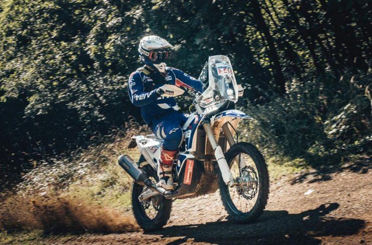 Maciej Giemza, Orlen Team, Rajd Grecji