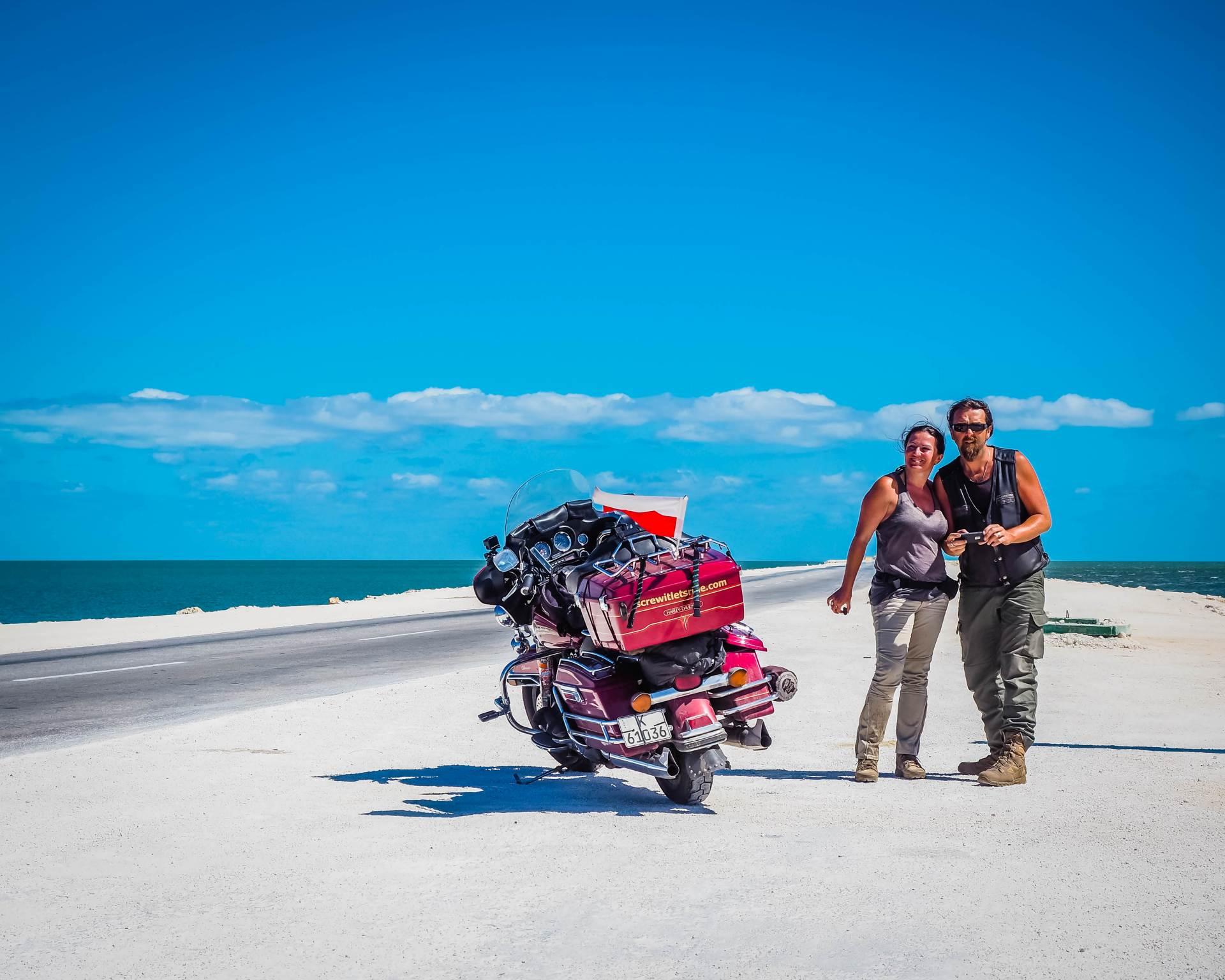 Kuba. Turystyka motocyklowa