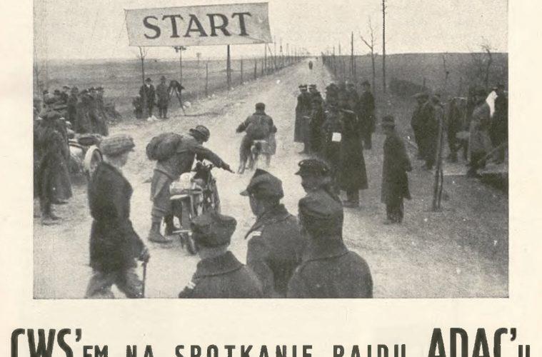 Historia motocykli. Rok 1928