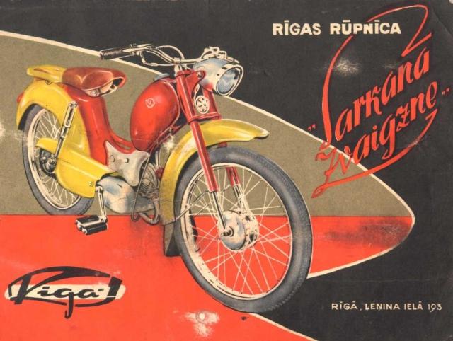 Motorower Riga 1