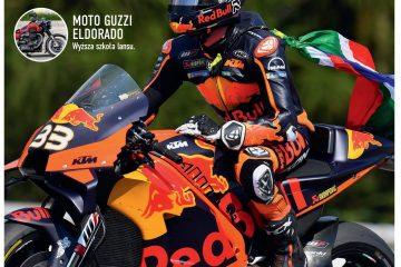 Wrześniowy numer Świata Motocykli