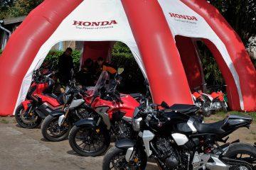 Honda sponsorem nagród w Rajdzie Latarników