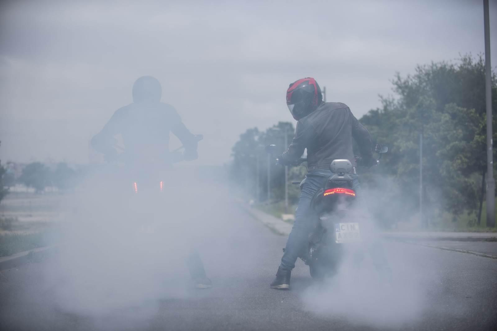 Ducati Diavel 1260 S vs Triumph Rocket III GT
