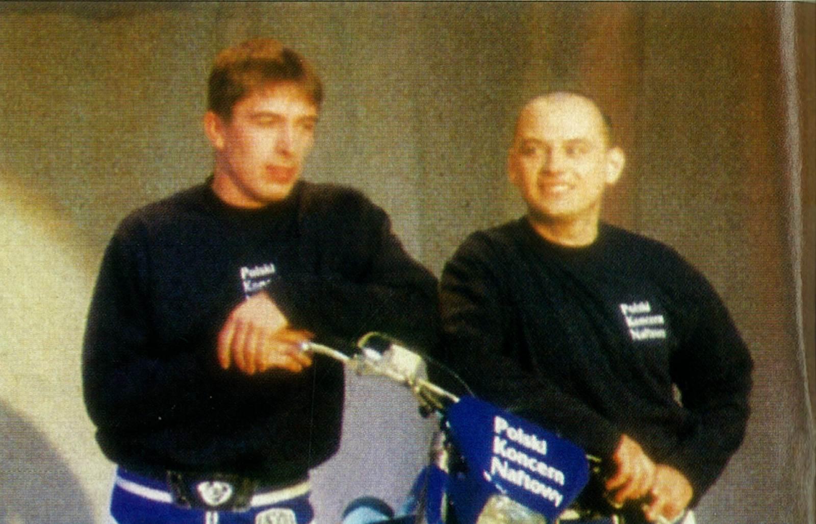 Marek Dąbrowski i Jacek Czachor