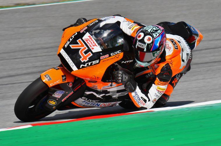 PIOTR BIESIEKIRSKI POL NTS RW RACING GP NTS Moto2 GP Catalunya 2020 (Circuit Barcelona) 25-27.9.2020 photo: Lukasz Swiderek www.photoPSP.com @photopsp_lukasz_swiderek