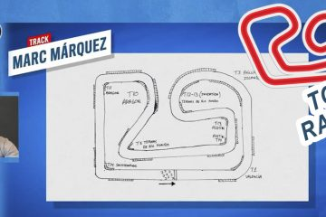 Tor Radom i tor marzeń Marca Marqueza