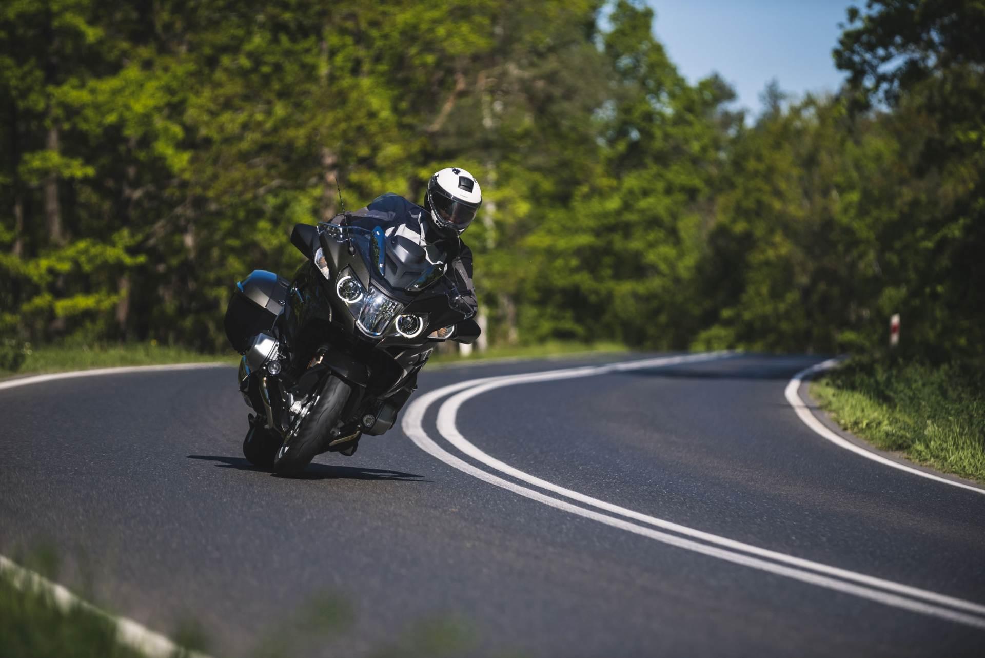 BMW R1250RT Motocykl dla niskich osób