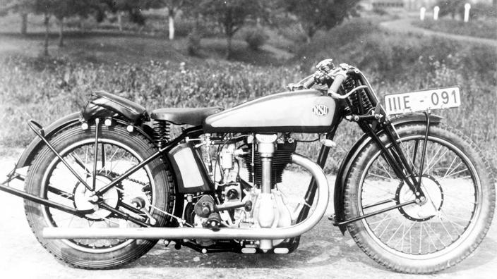 NSU 500 SS 1932