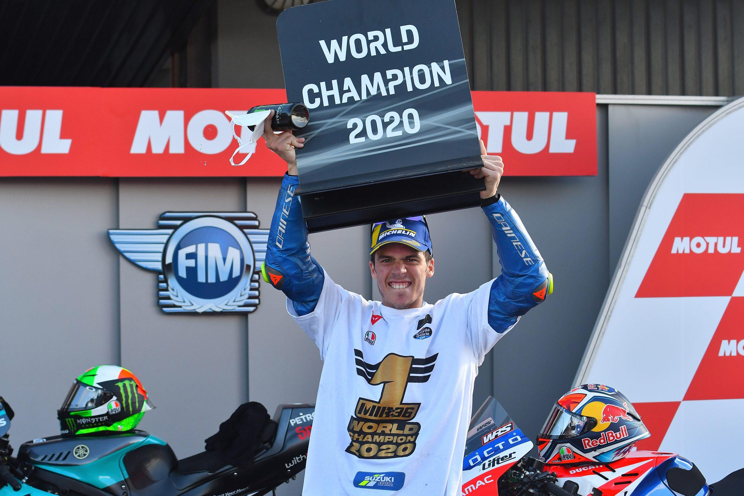 Joan Mir – czy sezon 2021 MotoGP będzie należał do niego?